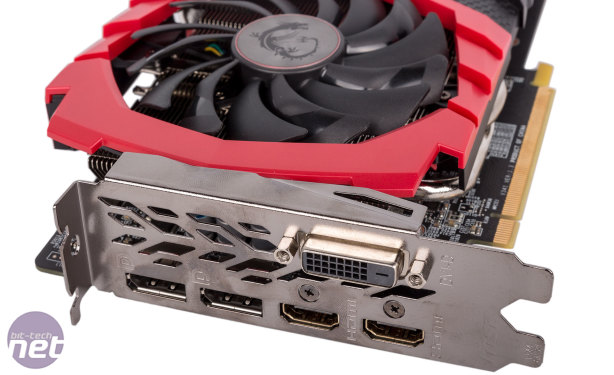 MSI Radeon RX 570 Gaming X 4G Review