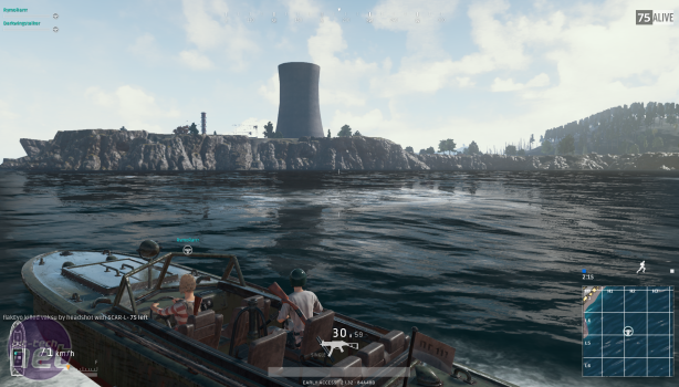 PlayerUnknown's Battlegrounds Preview
