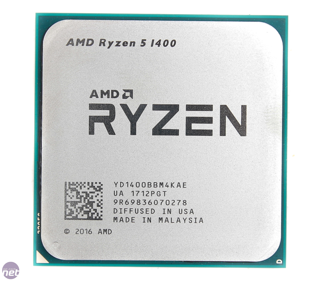 Amd Ryzen 5 1400 Review Bit Tech Net