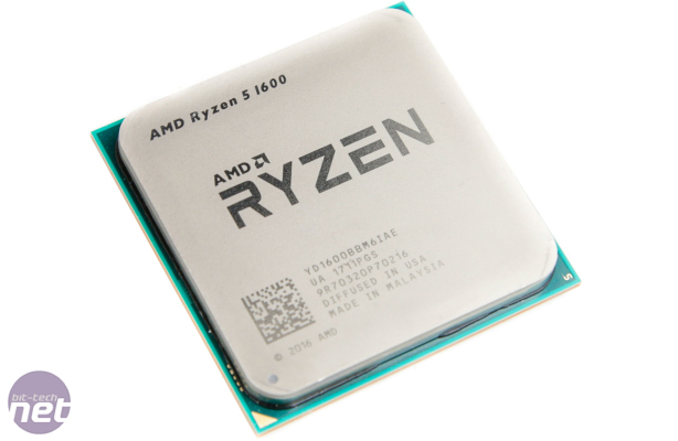 AMD Ryzen 5 1600 Review AMD Ryzen 5 1600 Review - Overclocking, Performance Analysis and Conclusion