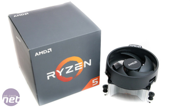 AMD Ryzen 5 1600 Review