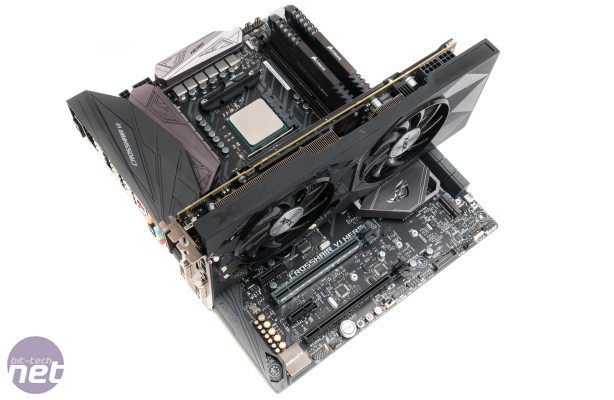 AMD Ryzen 5 1600 Review AMD Ryzen 5 1600 Review - Test Setup