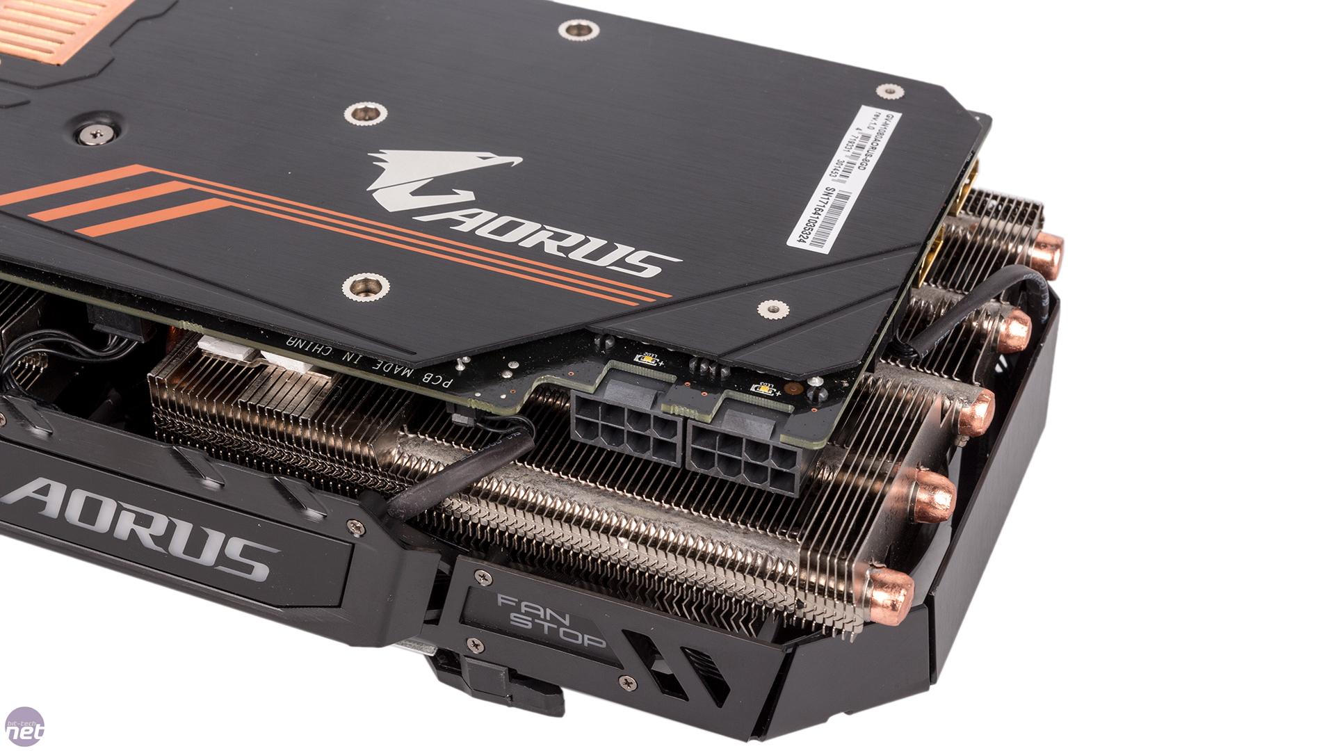 Aorus GeForce GTX 1080 11Gbps Review   bit-tech net