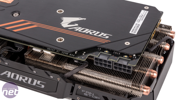 Aorus GeForce GTX 1080 11Gbps Review