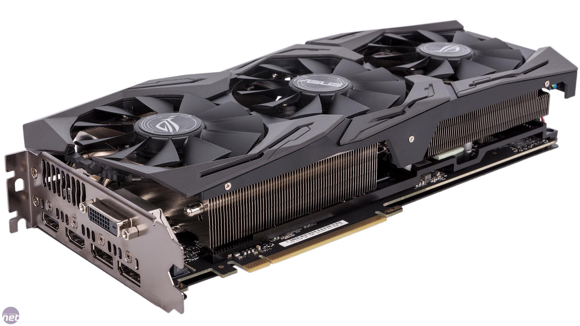 Asus GeForce GTX 1080 11Gbps Strix OC Review | bit-tech net