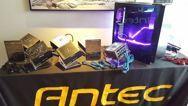 Computex 2017 - Day 1 Computex 2017 - Antec