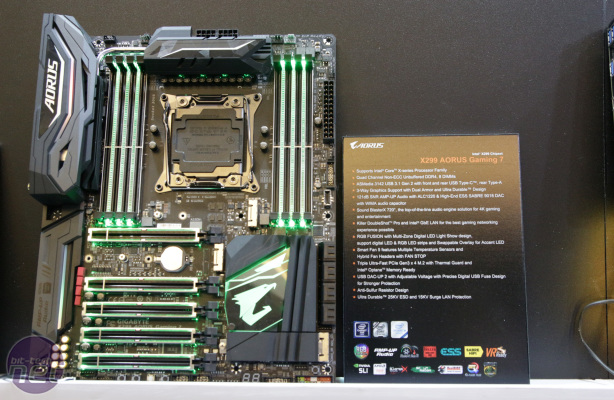 Computex 2017 - Day 1 Computex 2017 - Gigabyte and Aorus