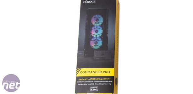Corsair Commander Pro Overview