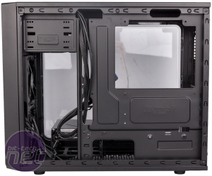 Fractal Design Focus G Mini Review Fractal Design Focus G Mini Review - Interior