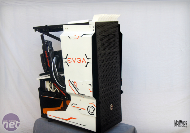 Mod of the Month April 2017 in Association with Corsair Casemod Bulgar by mickeeboi