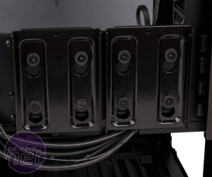 Phanteks Enthoo Evolv MATX Tempered Glass Review Phanteks Enthoo Evolv MATX Tempered Glass Review - Interior