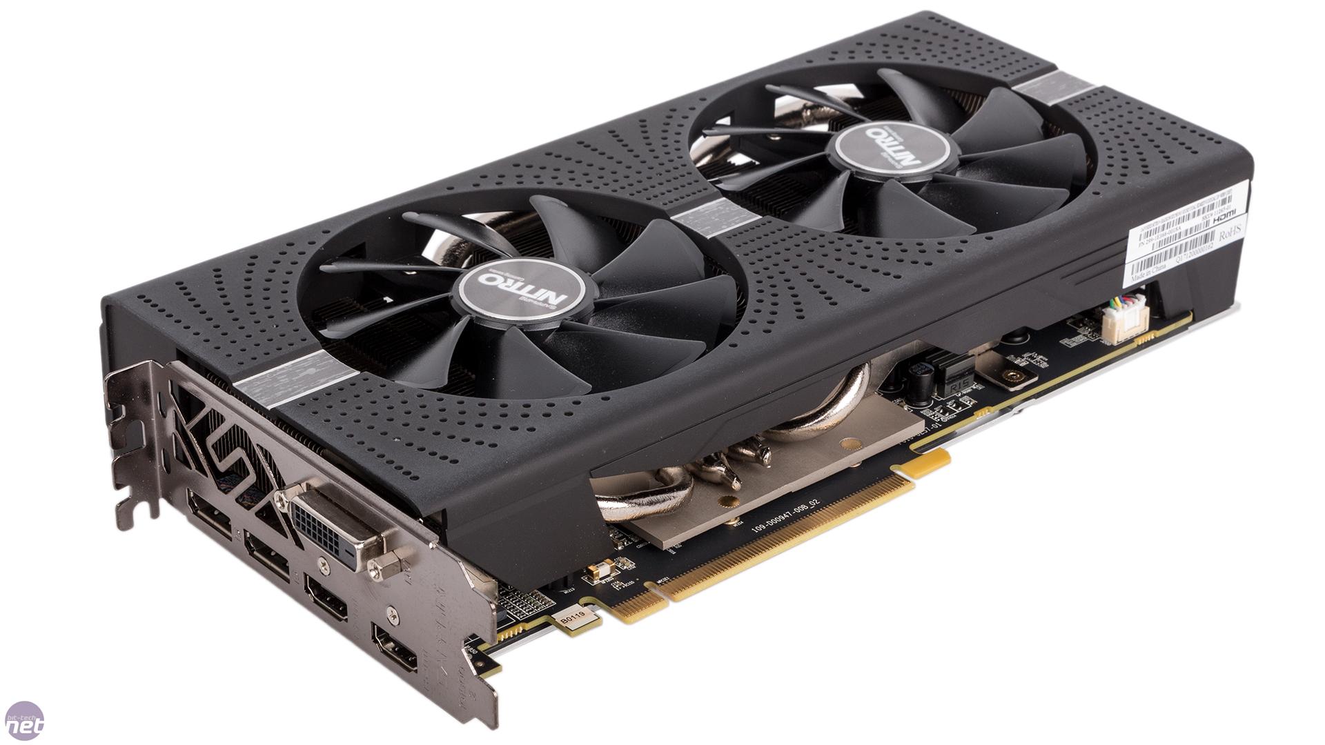 Sapphire Radeon RX 580 Nitro+ 8GB Review | bit-tech net