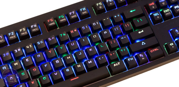 Tesoro Excalibur SE Spectrum Optical Keyboard Review Tesoro Excalibur SE Spectrum Optical Keyboard Review