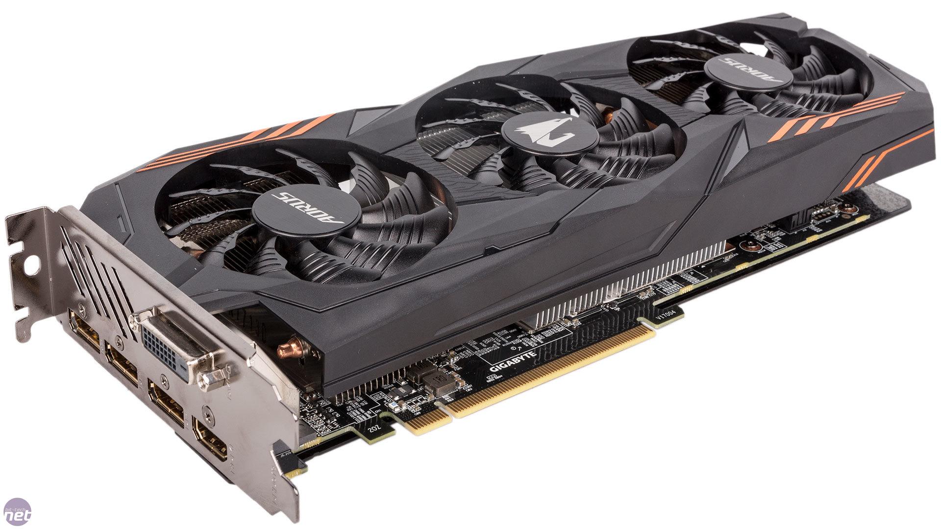 Aorus GeForce GTX 1060 9Gbps Review   bit-tech net