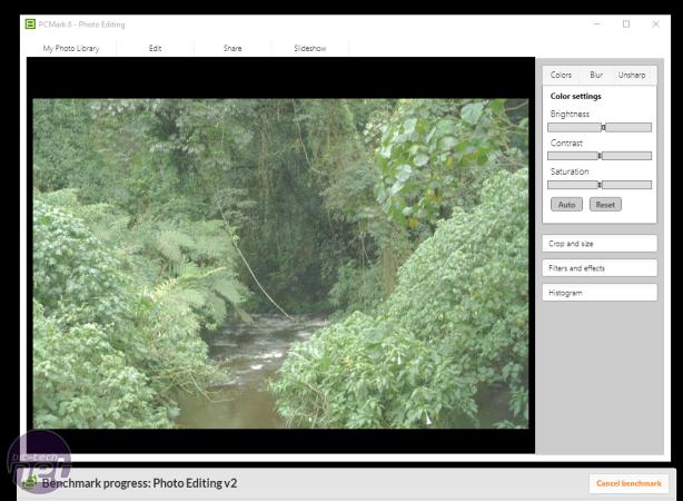 Asus ROG Strix B350-F Gaming Review Asus ROG Strix B350-F Gaming Review - Video Encoding and Photo Editing