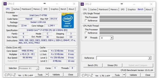 Intel Core i9-7900X (Skylake-X) Review Intel Core i9-7900X Review - Media Creation and Synthetic Tests