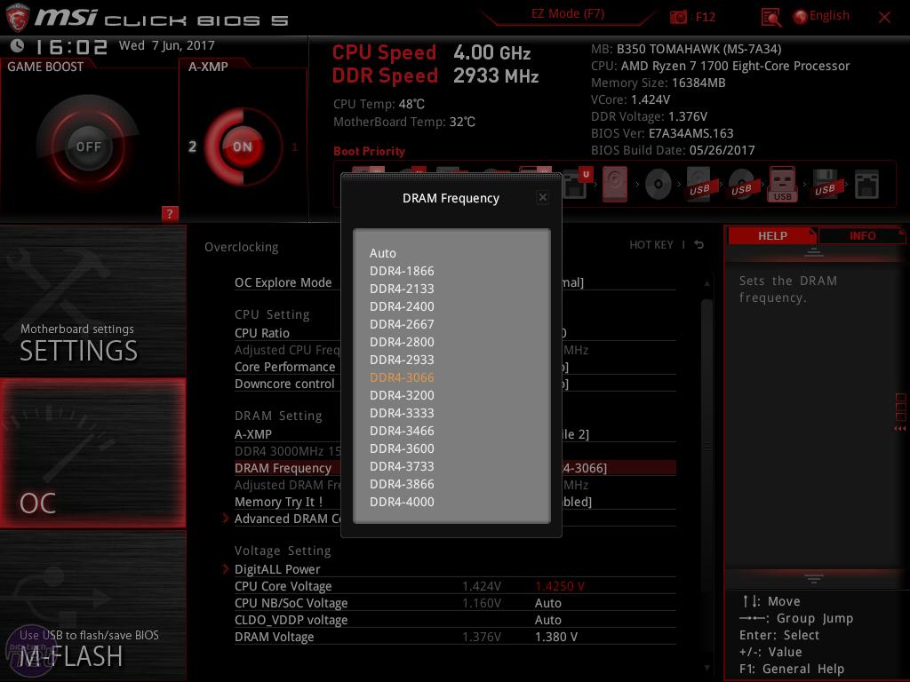 MSI B350 Tomahawk Review   bit-tech net