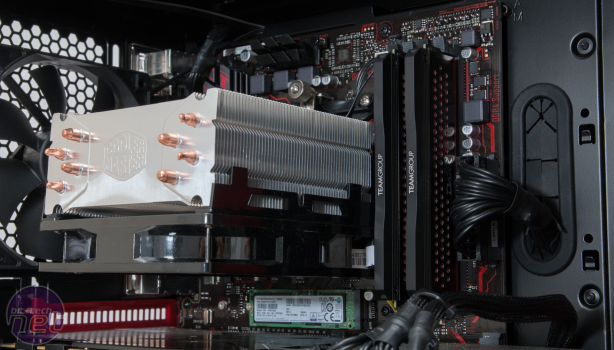 Overclockers UK Titan Katana Ryzen Review