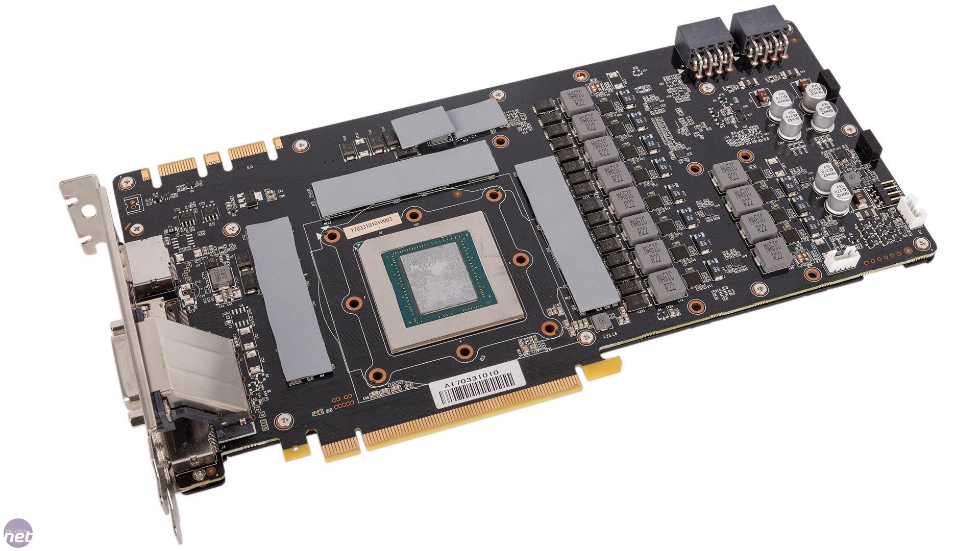 Palit GeForce GTX 1080 Ti Super JetStream Review   bit-tech net