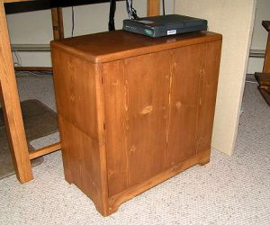 Doug's Quiet Wood Case PC