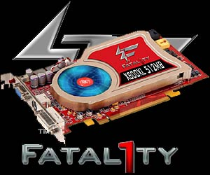 ABIT announces 512MB Fatal1ty Radeon X800 XL