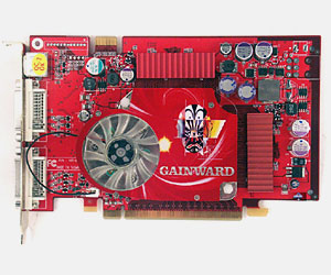 Gainward sneak out overclocked 256MB GeForce 6600 GT