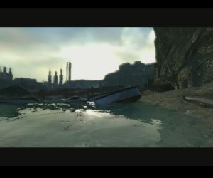 Half-Life 2: Lost Coast demos HDR rendering technology