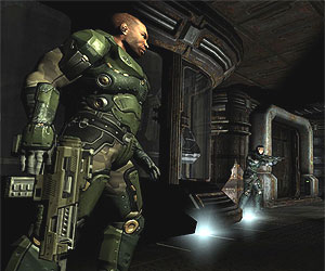 Quake 4 interview