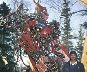 Battlemech for sale, One careful owner