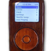 Real Wood iPod by ZapWizard