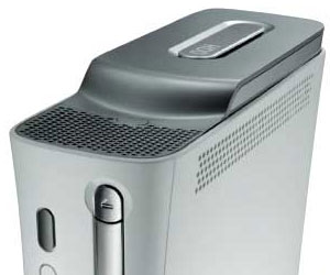 Xbox 360 to use notebook hard drive