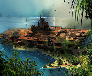 DirectX 10 Far Cry shown off on video