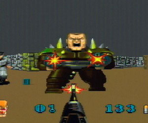 Play Wolfenstein 3D in Flash