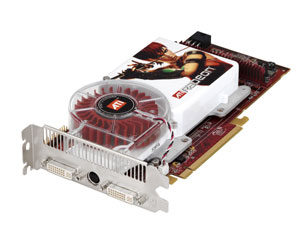 ATI Radeon X1800XT 512MB in stock in the UK!