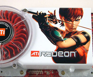 Radeon X1800XT available in the US