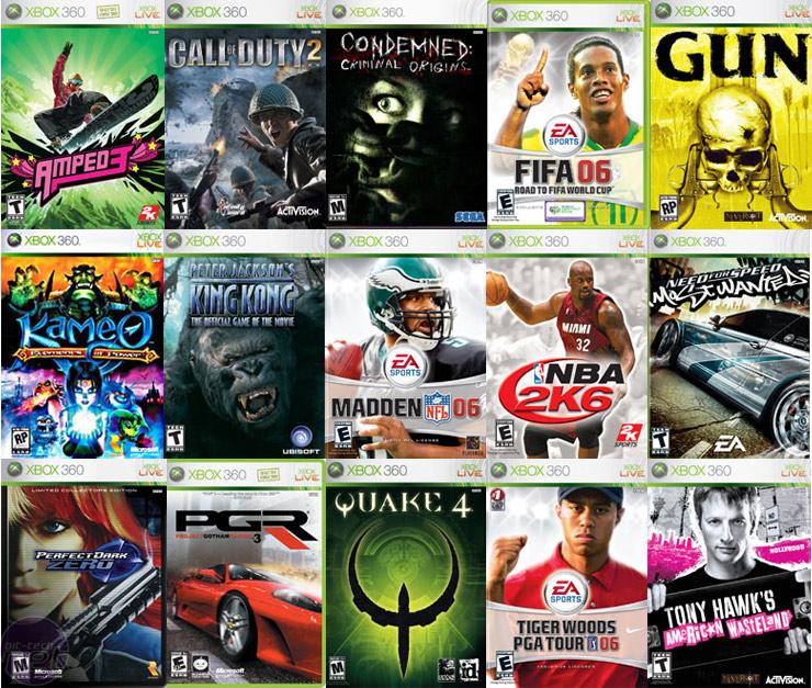 xbox 360 video games list - photo #13