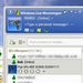 Pics of the new beta MSN Messenger