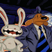Sam & Max return - in a comic