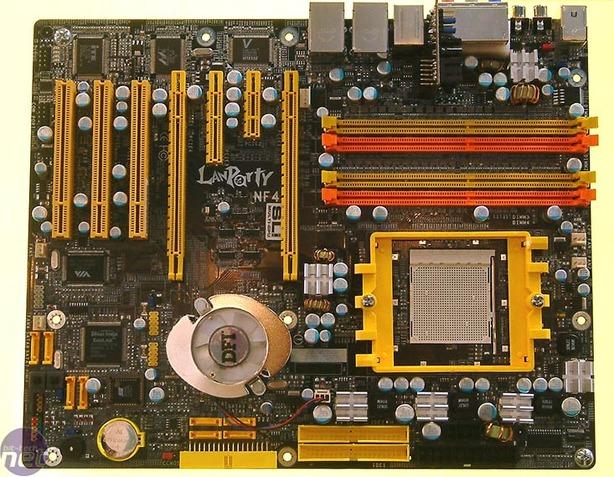 DFI LanParty UT NF4 SLI EXPERT Venus User Manual
