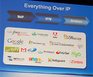 Everything over IP