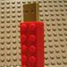 Lego USB pendrive mod