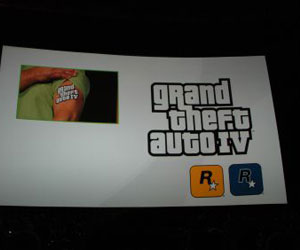 Grand Theft Auto 4 simultaneously on X360 and PS3