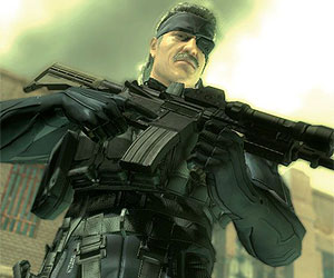 Metal Gear Solid gets a movie