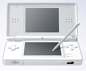 DS Lite gets UK release