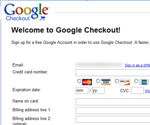 Google's 'Checkout' Swipes at Paypal