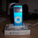 Ghetto iPod Nano packaging dock