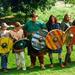 Hamleys attacked by virtual Vikings