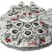 Potential case mod alert - Lego Millenium Falcon