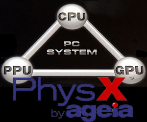 Ageia outlines plans for PhysX