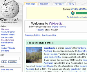 Pro golfer sues over Wikipedia entry